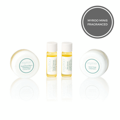 Myroo Mini - Trial Size Skincare Set - Fragranced
