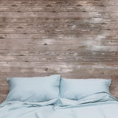 EDEN Luxe Cotton Sateen Sheets - DUCK EGG BLUE
