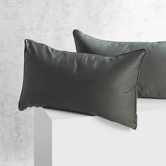 EDEN Pillowcase Pair - Hunter Green