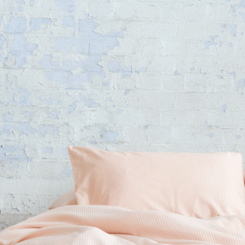 EDEN Pillowcase Pair - Apricot