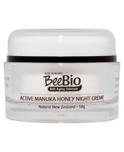 Active 16+ Manuka Honey Night Creme