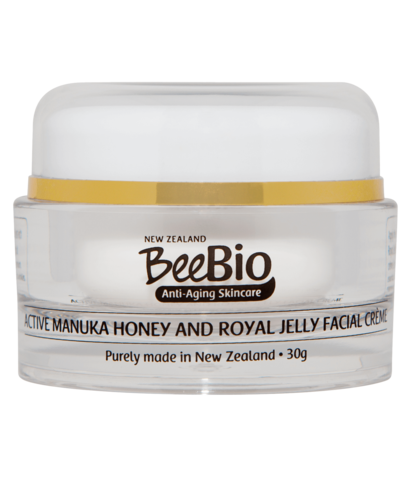 Active 16+ Manuka Honey Royal Jelly Facial Creme