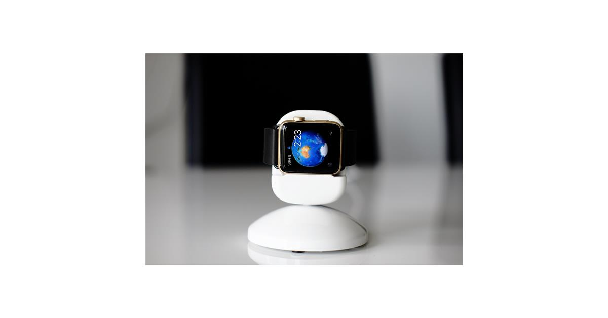 Apple Watch Night Stand