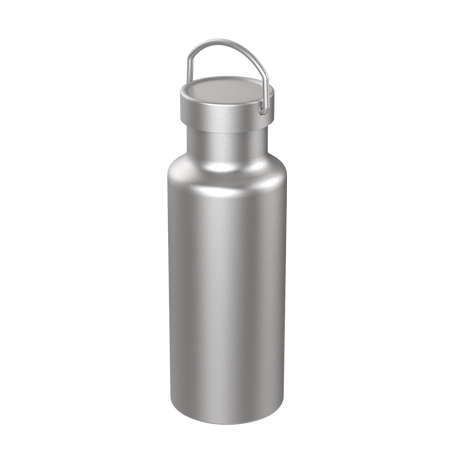 ea16a5199d3 17oz Canteen Stainless Steel Bottle