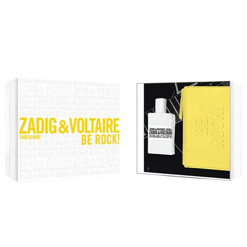 Zadig & Voltaire This Is Her! Eau De Parfum 50ml Gift Set