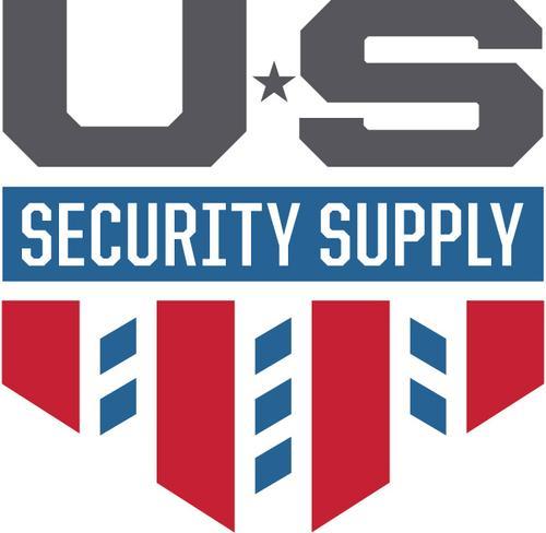 US Security Supply Custom Wood Flag