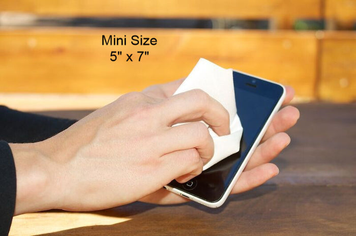 BTGO SALE - Our Mini Size! Original OptiCloth 3-Pack. Buy 2 3-Packs Get 1 3-Pack Free