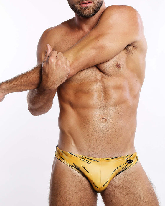 GoldenBang <br>Swim Mini-Brief
