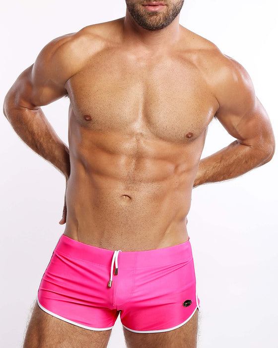 Pinktastic <br>Swim Shorts