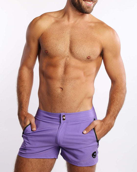 Purple Reign <br>Beach Shorts