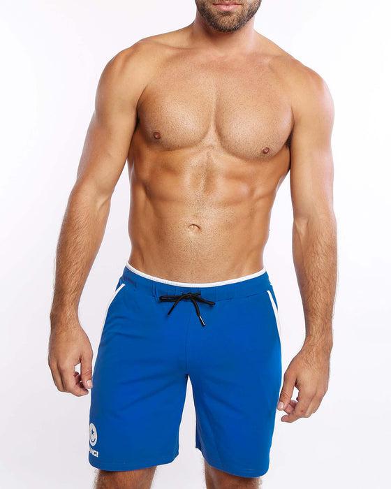 Calisthenical Shorts <br>Blue