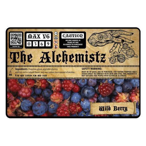 The Alchemistz - Wild Berry