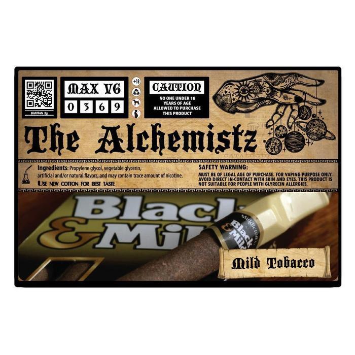 The Alchemistz - Mild Tobacco