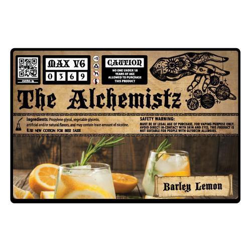 The Alchemistz - Barley Lemon