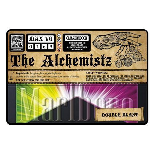 The Alchemistz - Double Blast