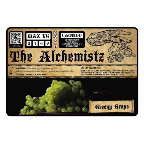 The Alchemistz - Greeny Grape