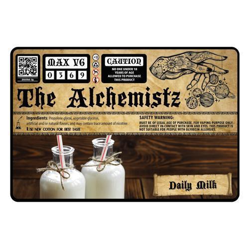 The Alchemistz - Daily Milk
