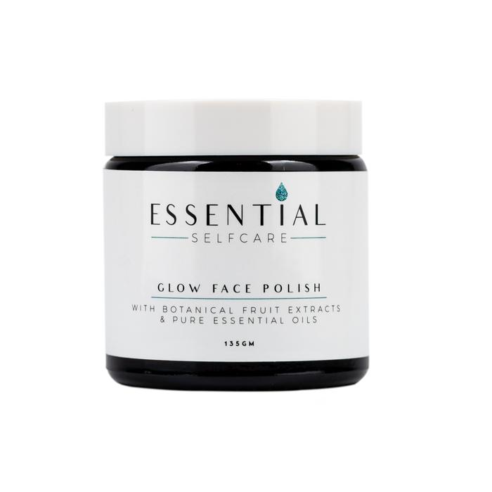 Glow Face Polish with Botanical Extracts