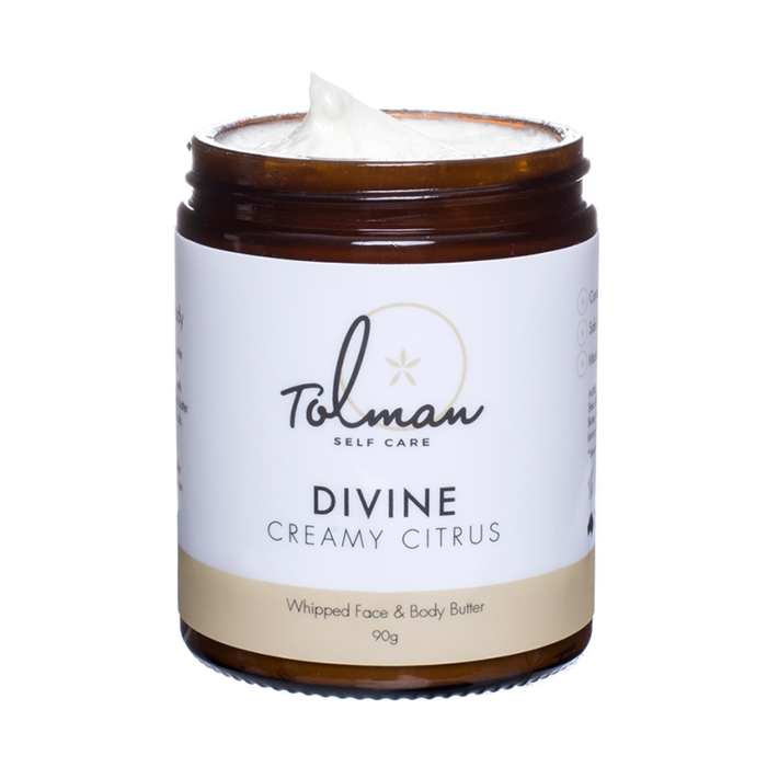 Divine Face & Body Butter by Don Tolman