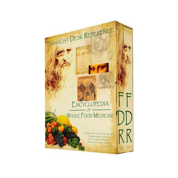 Farmacist Desk Reference (FDR) Volume 1 & 2 [Hard Copy] by Don Tolman
