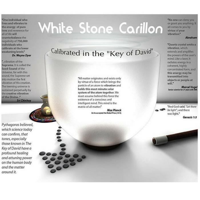 Carillon Vibrational Healing Bowl