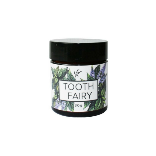 Tooth Fairy Tooth Powder by Don Tolman