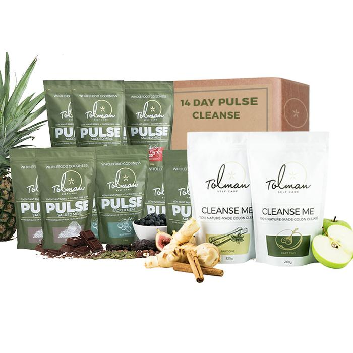 Fourteen Day Pulse Cleanse by Don Tolman