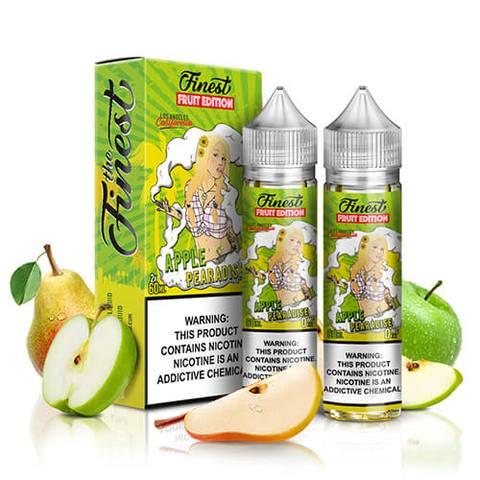 Finest E-Liquid Fruit Edition - Apple Pearadise