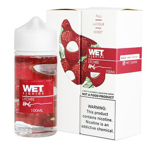 Wet Liquids - Lychee eJuice