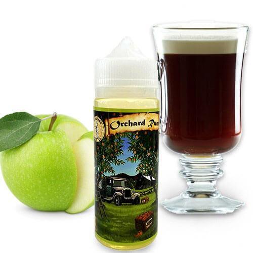 Budget eLiquid - Orchard Rum