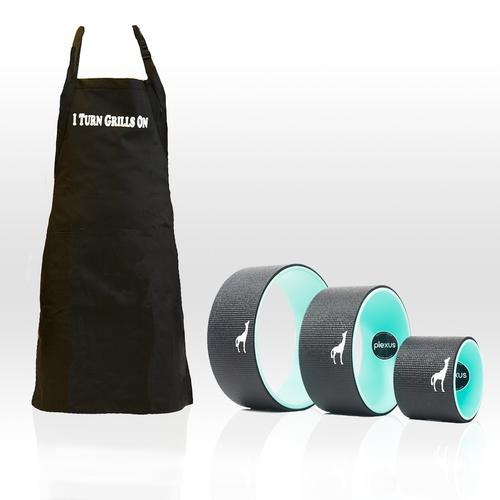 Father's Day 3 Wheel Pack with Apron