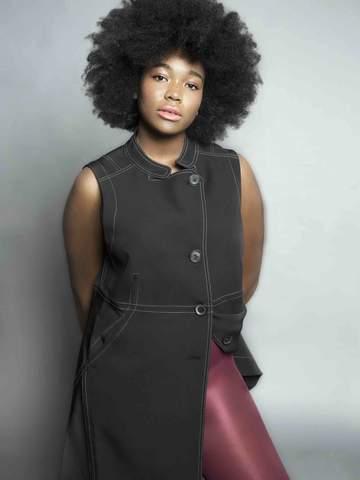 Black Layering Vest