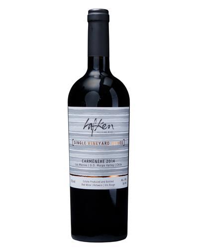 Lafken Carmenere Single Vineyard Series 2014