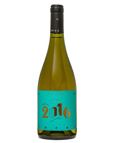 Jofre Vinos Frios del Año Blanco 2016
