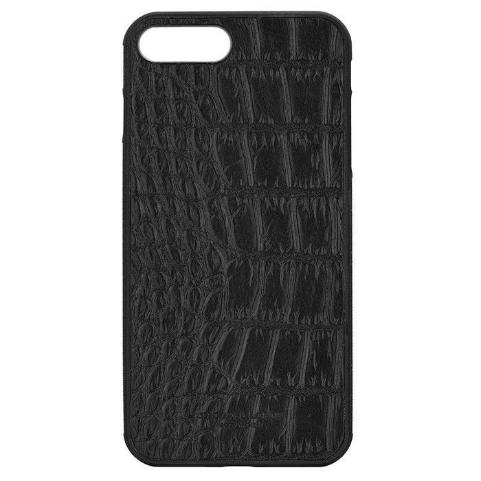 Black Croc iPhone 7 Plus / 8 Plus Case