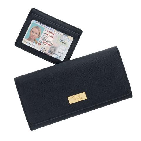 The Krista Bifold RFID Wallet
