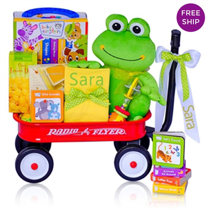 Baby Einstein Wagon Gift Set (#BBC319)