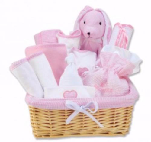 Deluxe Pink Baby Essentials (#TL1)