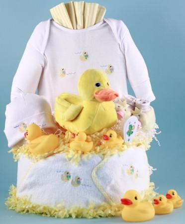 Just Ducky Baby Collection Cake (#BGC130)