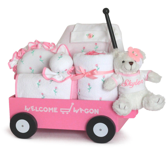 "Pretty In Pink ""Limited Edition"" Welcome Wagon Deluxe (#BGC371)"