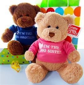 Add Big Brother Teddy Bear