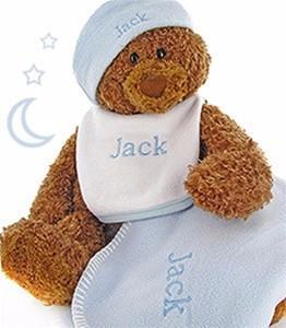 Cutie Bear Collectible - Blue (#BBC76)