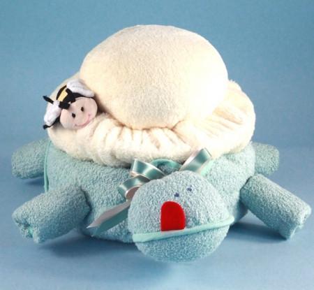 Terrific Turtle Unique Baby Set (#BGC304)