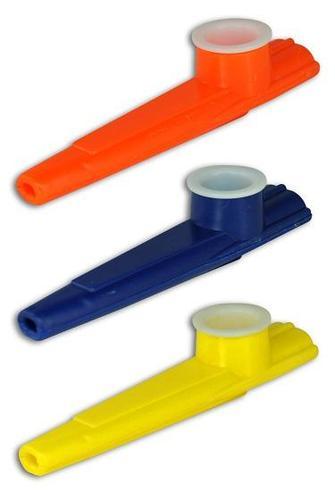 Colorful Plastic Kazoos (Bag of 48)