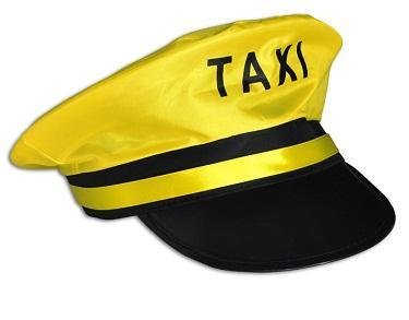 Taxi Cab Hat