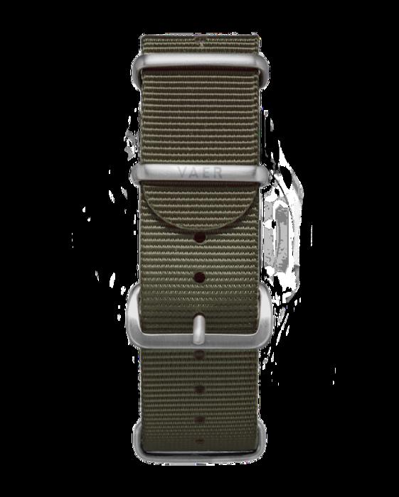 VAER Nylon Strap - Olive