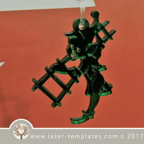 Elf with Ladder