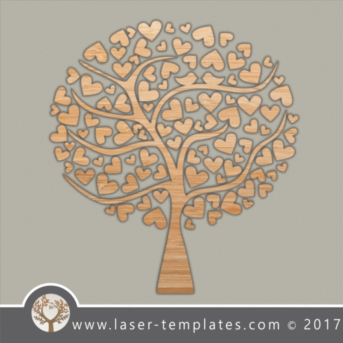Guestbook tree Design