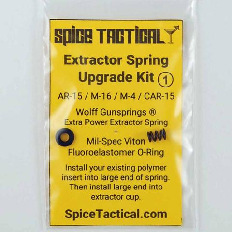 AR-15 Extractor Spring Upgrade Kit