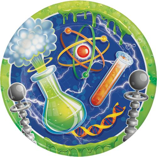Mad Scientist 9'' Dinner Plate (96/case)